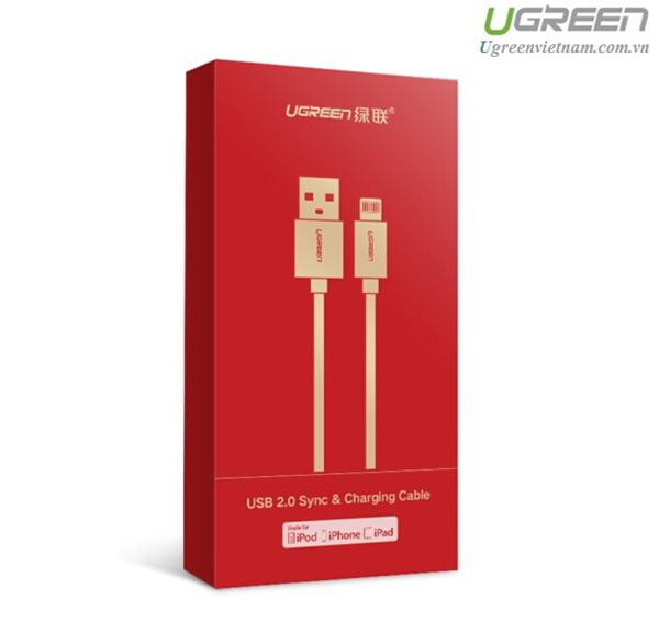 Lamps Plus Sacramento Ca: Dây Cáp Sạc USB Lightning 2m Ugreen 40481 Cho IPhone 5/6/7