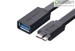 UGREEN Micro USB 3.0 OTG Cable for Samsung Galaxy Note 3